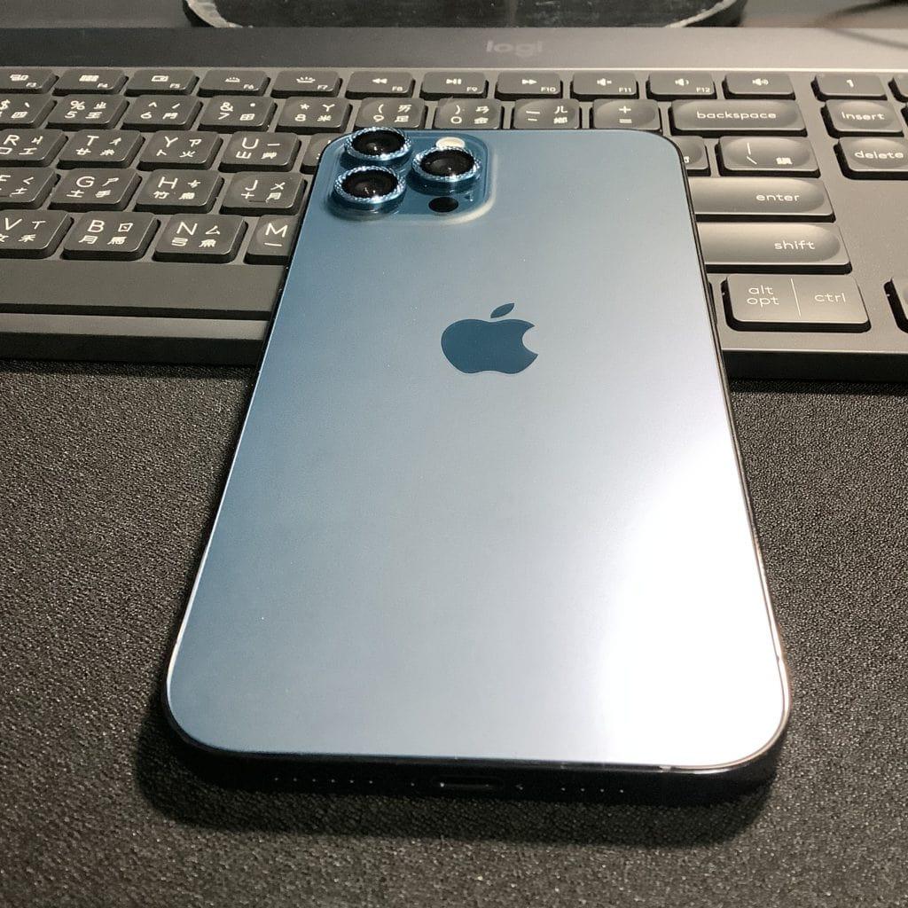 開箱評測 慢好多拍的 iPhone 12 Pro Max 太平洋藍簡單開箱評測 15