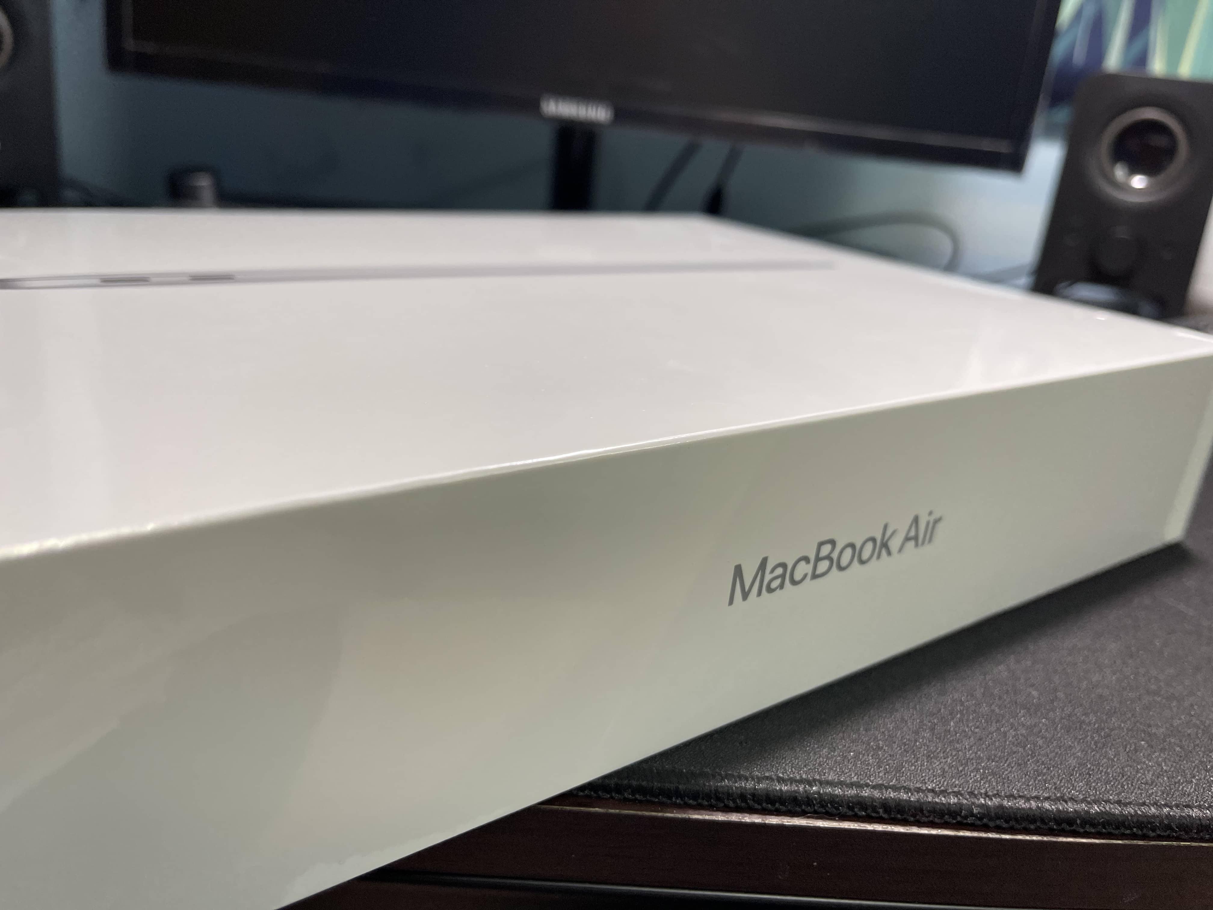 開箱評測 2020 Macbook Air M1 M1 CPU的暴力美學 無風扇設計超安靜 11