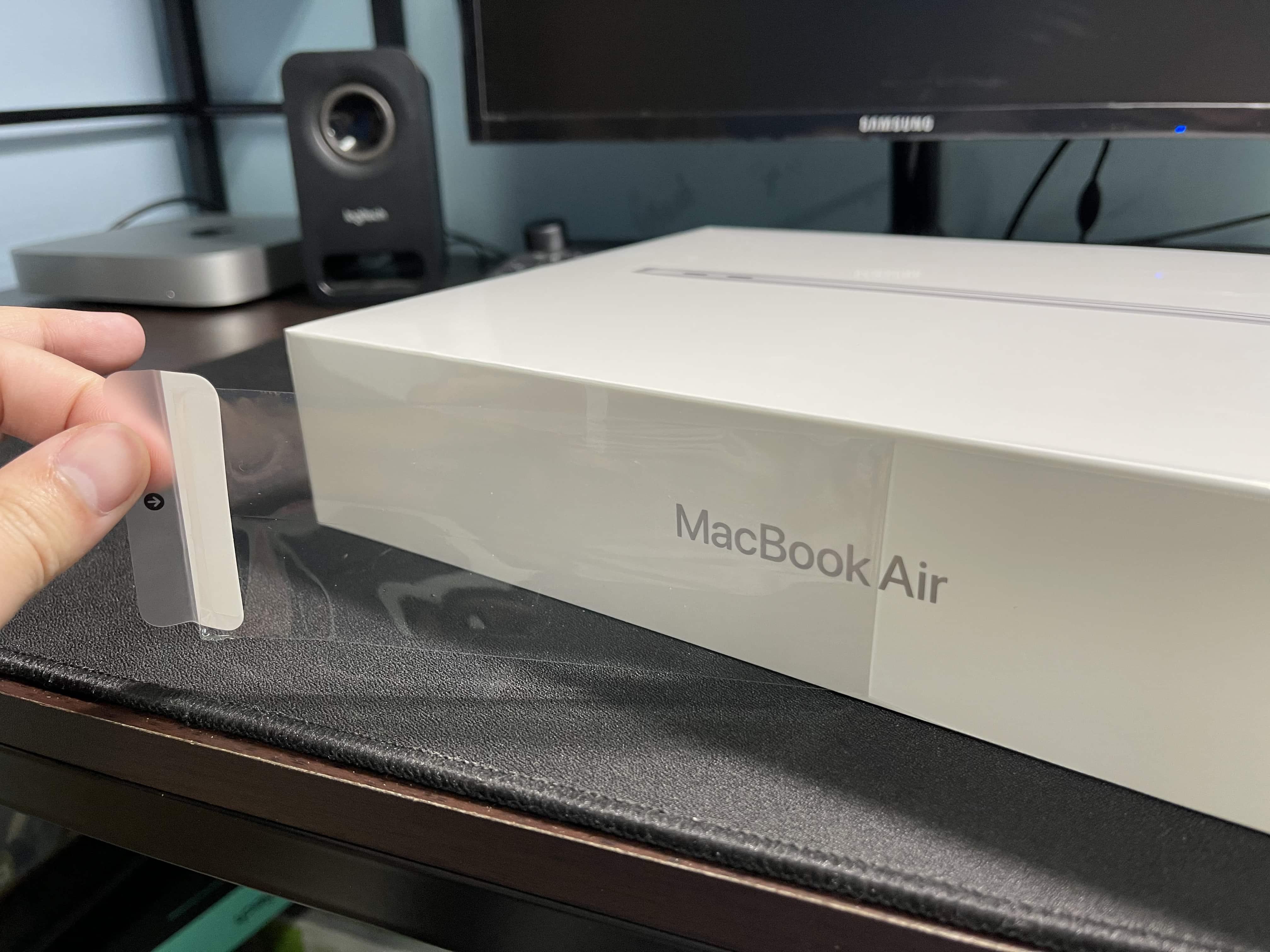 開箱評測 2020 Macbook Air M1 M1 CPU的暴力美學 無風扇設計超安靜 15