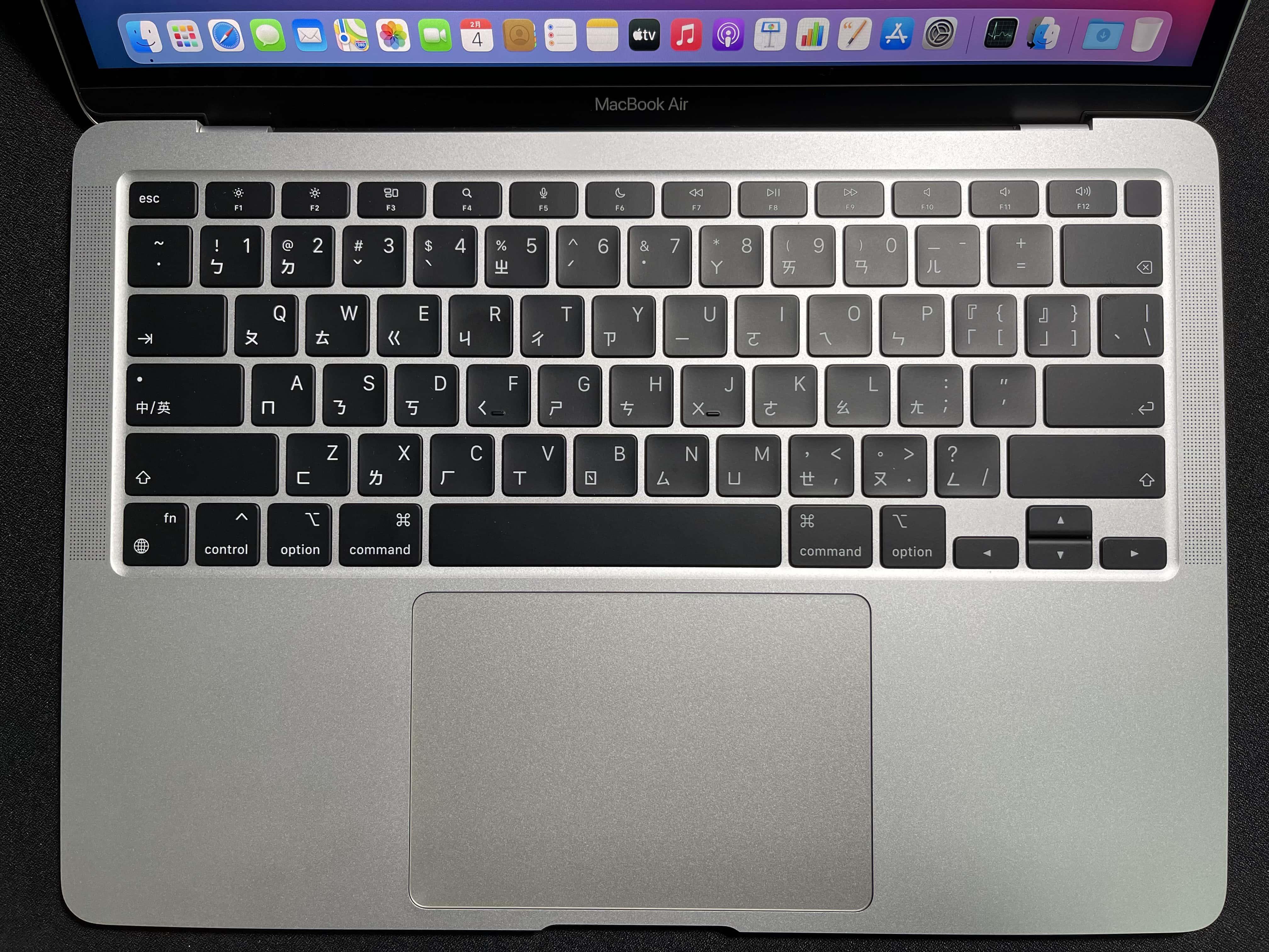 開箱評測 2020 Macbook Air M1 M1 CPU的暴力美學 無風扇設計超安靜 27