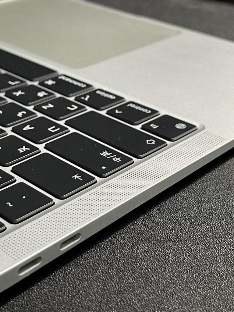 開箱評測 2020 Macbook Air M1 M1 CPU的暴力美學 無風扇設計超安靜 31