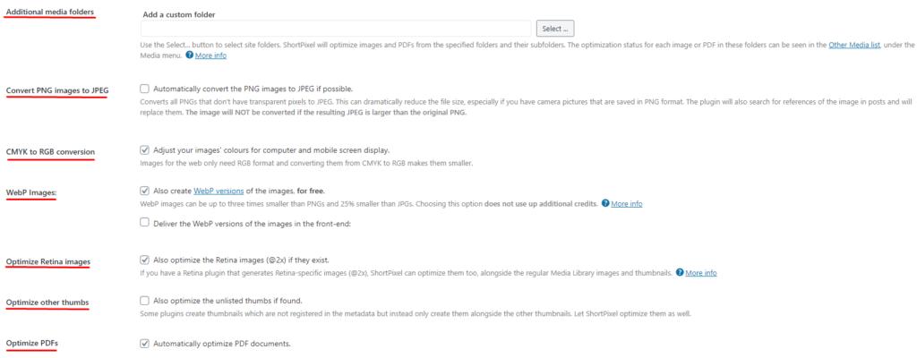 ShortPixel 免費圖片壓縮外掛,90%高度壓縮且不失真,有感提升網站速度及降低儲存空間使用率的ShortPixel Image Optimizer 33