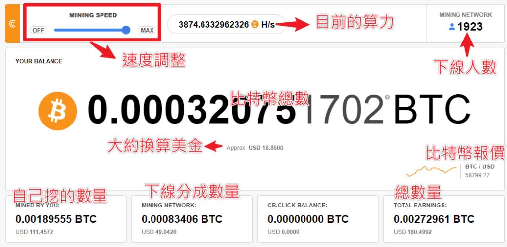 CryptoTab|一款可以挖礦的網頁瀏覽器 用CryptoTab瀏覽器挖掘比特幣增加被動收入 8