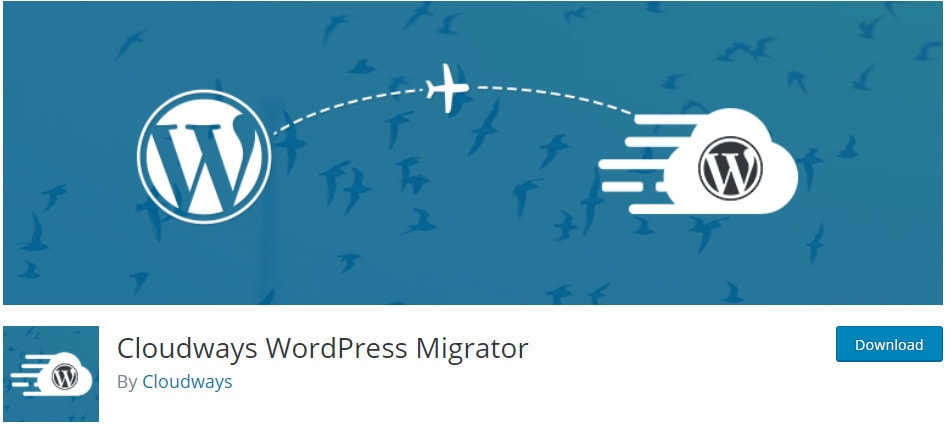 Cloudways WordPress Migrator